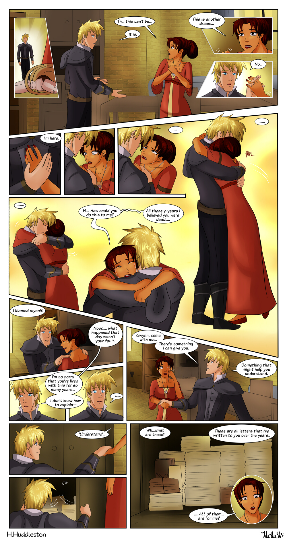Chapter 5.47-- REUNITED, Page 2